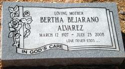 Bertha <I>Bejarano</I> Alvarez