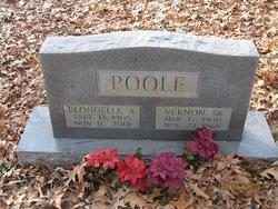 Blondelle Leron <I>Albright</I> Poole