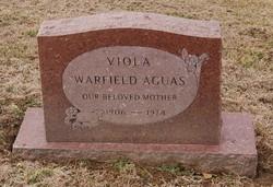 Viola <I>Warfield</I> Aguas