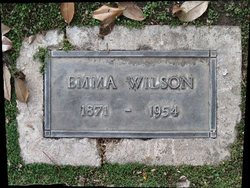 Lu Emma <I>Henton</I> Wilson
