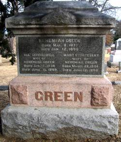 Nehemiah Green