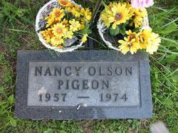 Nancy Jane <I>Olson</I> Pigeon