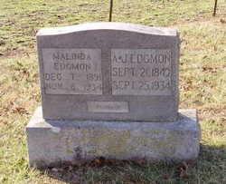 Sarah Malinda <I>Morrison</I> Edgmon