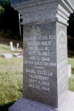 Alanson Douglass Bartholomew