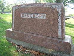 Minnie Anna <I>Wolgast</I> Bancroft