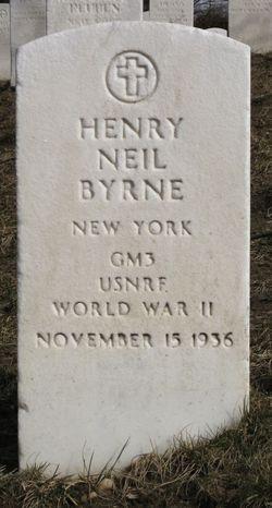 Henry N Byrne