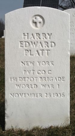 Harry Edward Platt