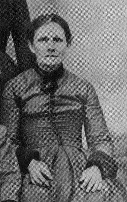 Margaret Jane <I>Crawford</I> Wilfong