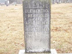 Nancy Clementine Brawner