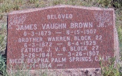 1SGT James Vaughn Brown, Sr