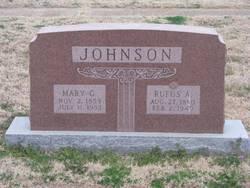 Rufus Albert Johnson