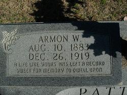 Armon Washington Patterson