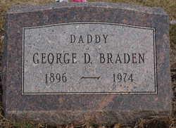 George Delmer Braden