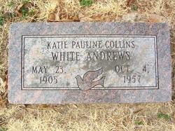 Katie Pauline <I>Collins</I> Andrews