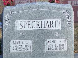 Arnold H. Speckhart