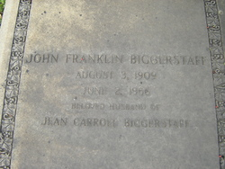 John Franklin Biggerstaff