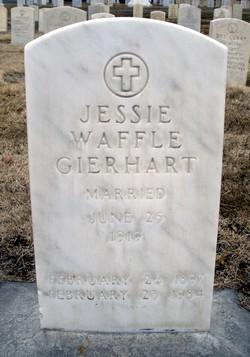 Jessie Waffle Gierhart