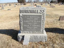 Kjerstine <I>Olson</I> Burkwall