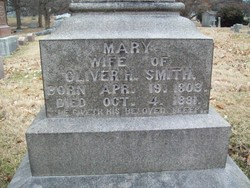Mary <I>Brumfield</I> Smith