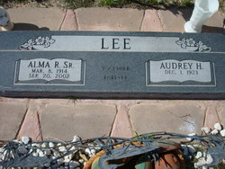 Alma R Lee, Sr