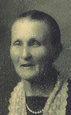 Sarah Ann Jane <I>Tuckett</I> Iverson