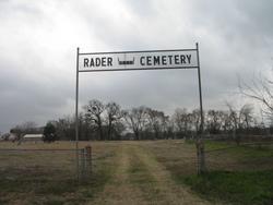 Rader Cemetery