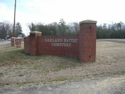 Oakland Baptist Cemetery