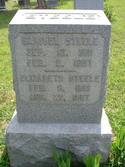 Elizabeth <I>Stultz</I> Steele