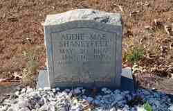 Addie Mae <I>Underwood</I> Shaneyfelt