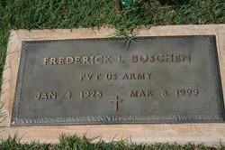 Frederick L Boschen