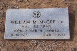 William Morgan Magee, Jr.