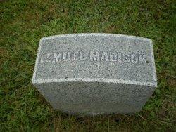 Lemuel Madison Deats