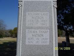 William Lake Watson
