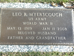 Leo Richard Myerscough