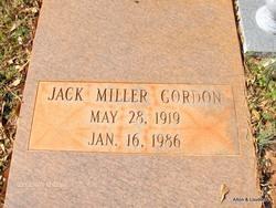 Jack Miller Gordon