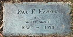 Paul F Hawkins