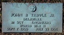 John B Tripple Jr.