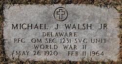 Michael J Walsh, Jr