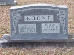 Alfred Francis Boone