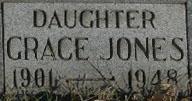 Grace Lucile <I>Hammon</I> Jones