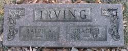 Ralph A Irving