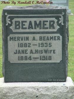 Abby Jane <I>Baldwin</I> Beamer