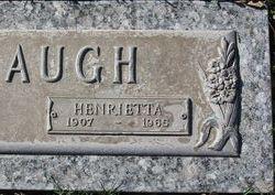 Rosa Henrietta <I>Zeigler</I> Ashbaugh