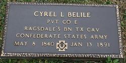 Cyrel Lloyd Belile