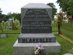 George Almarion Blakeslee Sr.