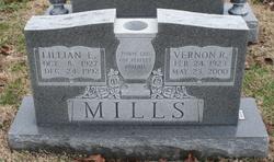 Lillian Elizabeth <I>Keller</I> Mills