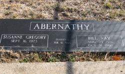 Bill Ray Abernathy