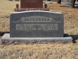 Joe J. Alexander