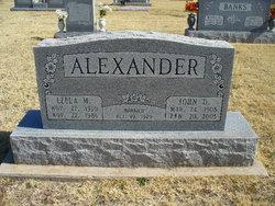 Leela M. Alexander