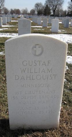 Gustaf William Dahlquist